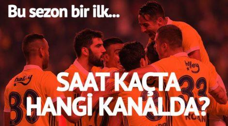 İşte ilk 11'ler! Fenerbahçe Sivasspor maçı saat kaçta, hangi kanalda? FB Sivas maçı ne zaman?