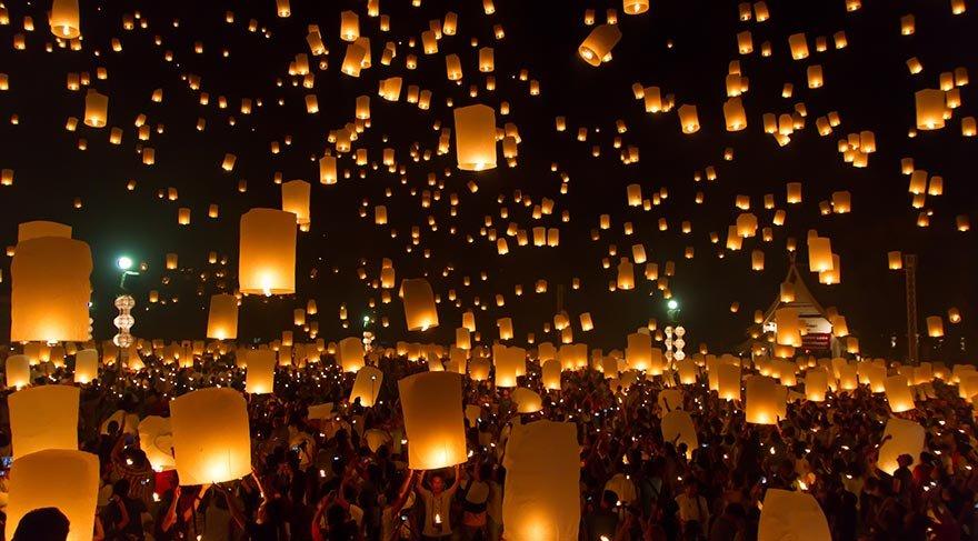 Dünyanın en sıra dışı festivalleri