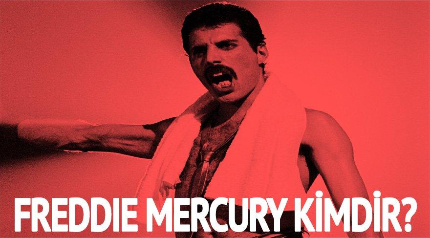 Freddie Mercury kimdir? Rock efsanesinin 26'ıncı ölüm yıl dönümü!