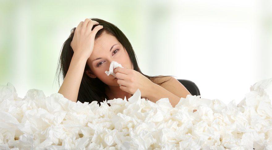 Grip ve soğuk algınlığını birbirine karıştırmayın! İşte farkı…