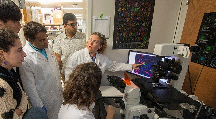 Dr. Hande Özdinler, ALS tedavisinde kullanılacak yeni ilacın müjdesini verdi.