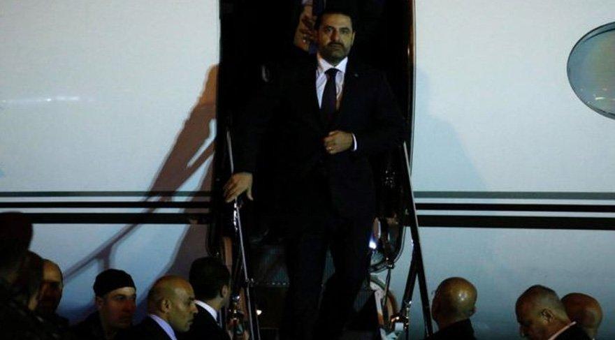 Hariri 17 gün sonra Lübnan'a döndü