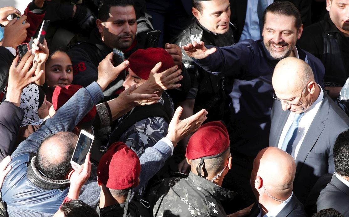 Hariri: Sizinle birlikte olmaya devam edeceğim