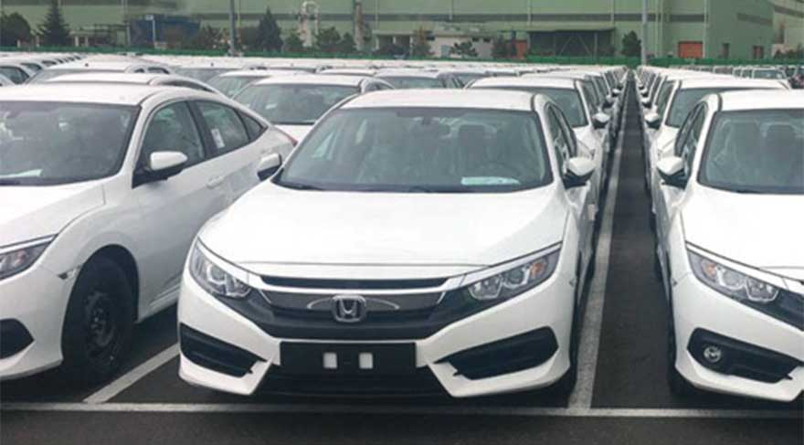Otomotiv devi Honda'dan flaş karar! 900 bin aracı geri çağırdılar