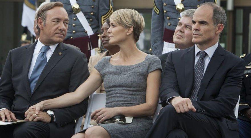 House of Cards yoluna Kevin Spacey olmadan devam edecek