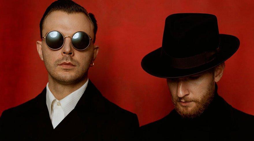 İngiliz synth-pop ikilisi Hurts İstanbul'a geliyor