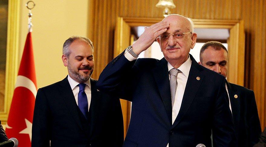 AKP'nin adayı Kahraman oldu...