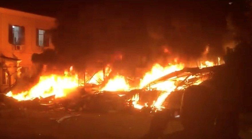 İsrail'de patlama: Ölü ve yaralılar var...