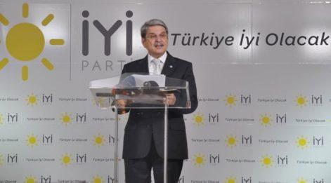 İYİ Parti'den tepki: 'Anayasa Mahkemesi'ne sesleniyoruz'