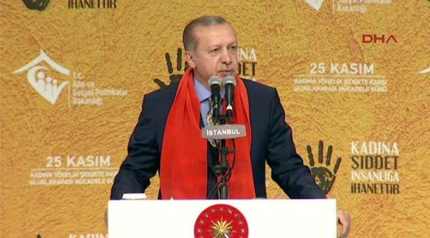 Erdoğan: Kılıçdaroğlu ispatlasın, Cumhurbaşkanlığı makamında durmam