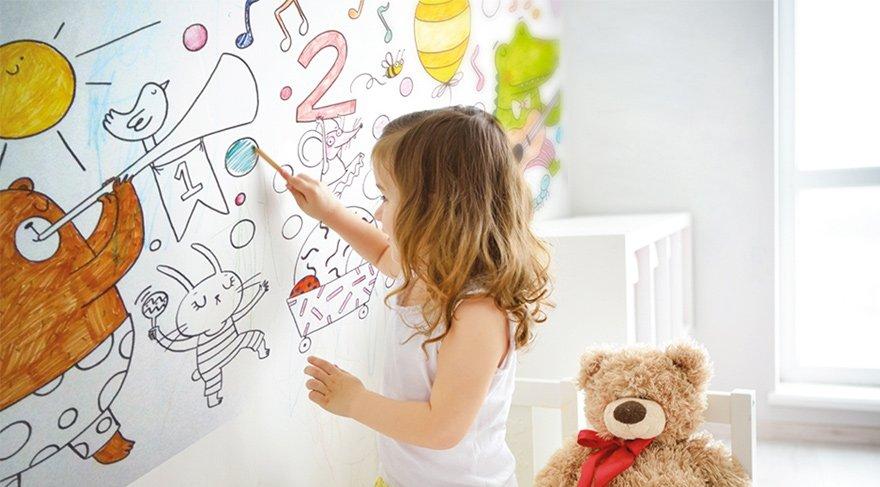 Bırakın boyasın duvarları