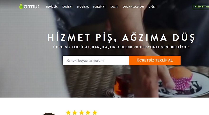 Armut.com'dan, yeni girişim: Rahat Taşın