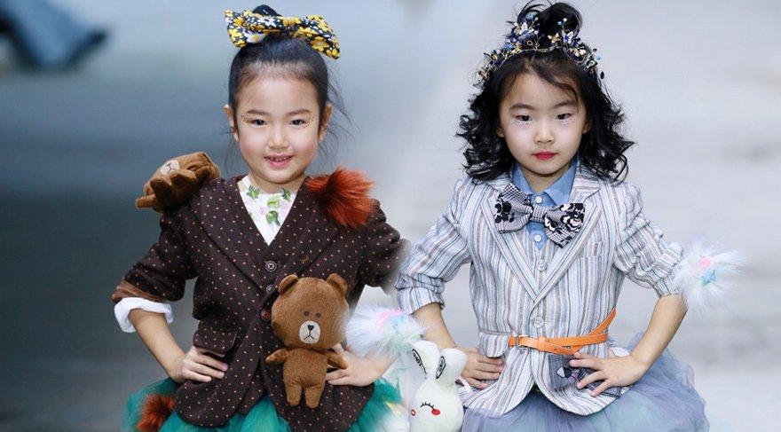 Yeni sezon çocuk modası