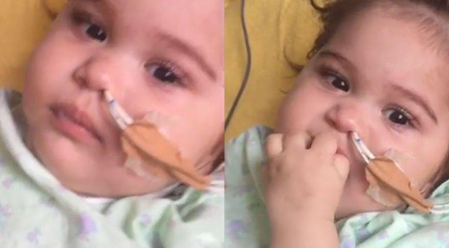 Türkiye'nin beklediği haber geldi: Kartal bebek kalp nakli oldu
