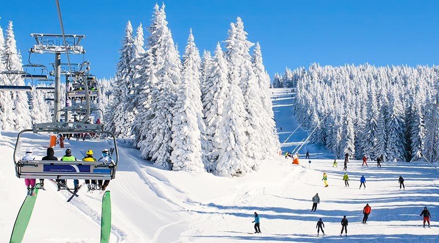 Kayak tatili sevenler için pistler hakkında bilgi