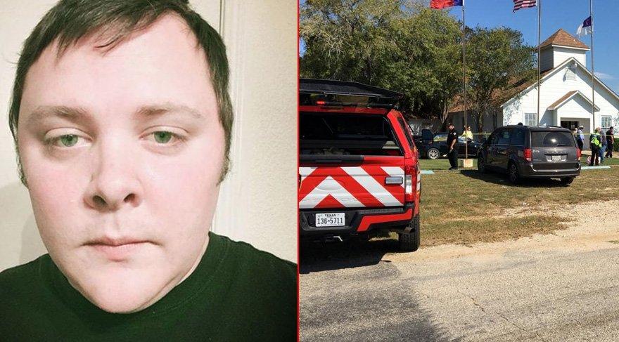 Teksas saldırganı akıl hastanesinden kaçmış!