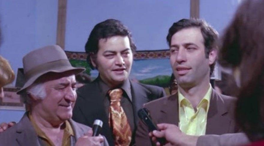 Kemal Sunal'ın 'Yüz Numaralı Adam' filminde fark edilmeyen hata