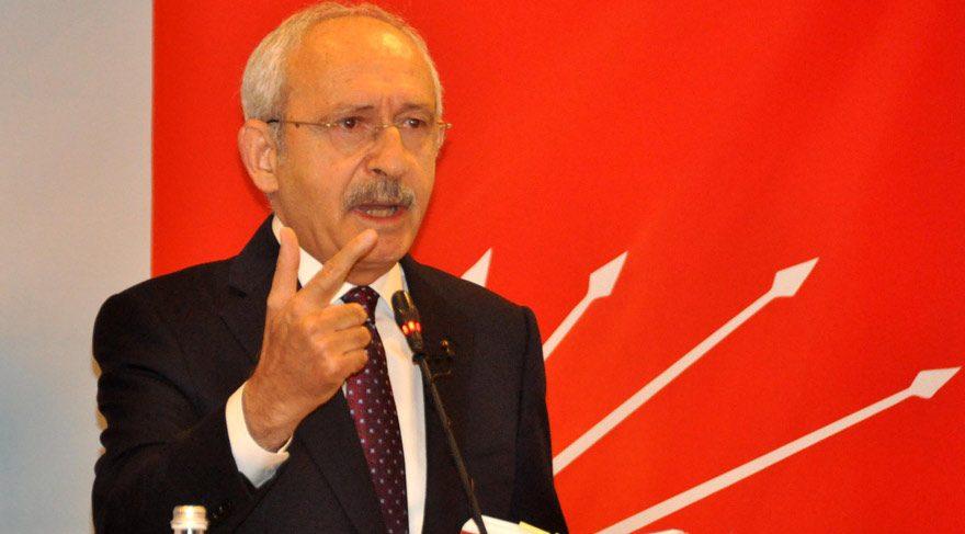 Kılıçdaroğlu açıkça uyardı: Onlar CHP'li olamazlar