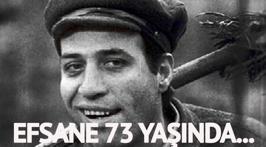 'Atam'ın vefat ettiği günde doğum günü kutlayamam, sevinemem, gülemem' diyen Kemal Sunal 73 yaşında!