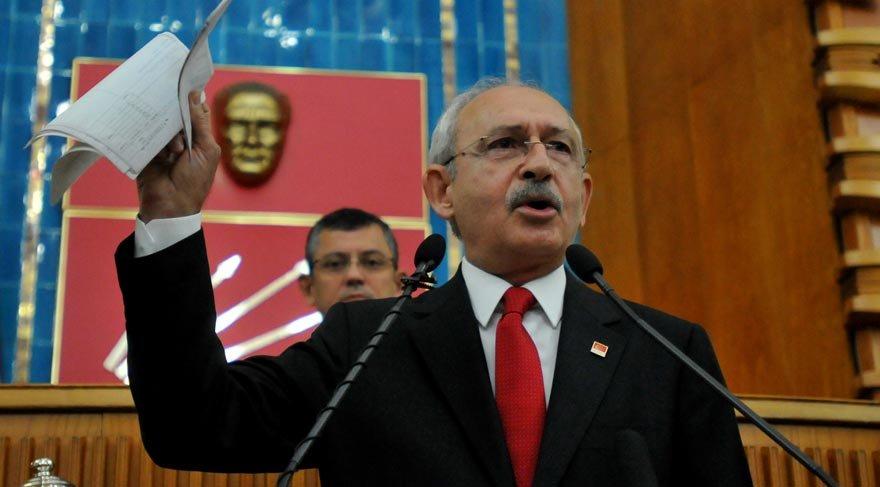 Kılıçdaroğlu 'dekontları' açıkladı