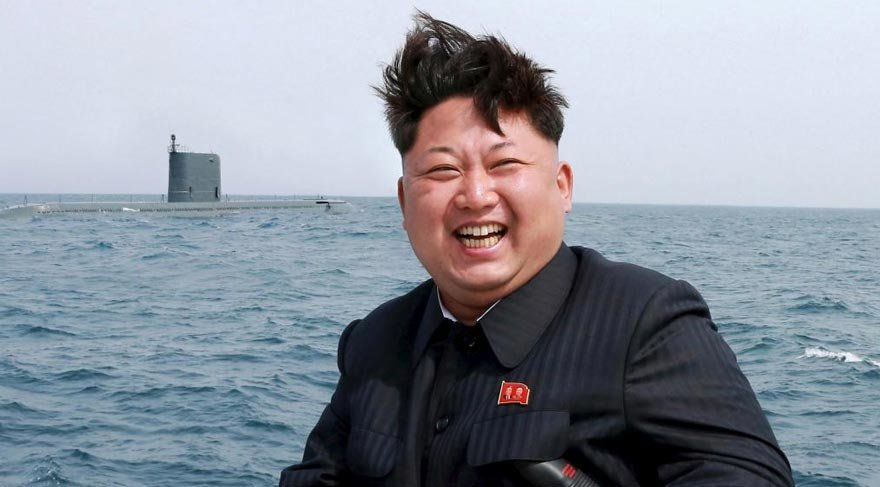 Bu füzeyle Kuzey Kore, Washington'ı vurur