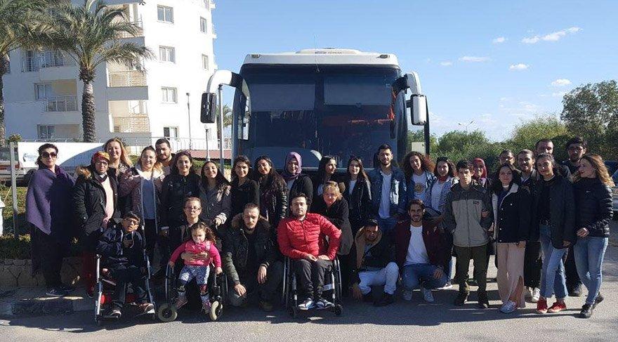 Engellere 'Hayır' Dediler! Genç Gönüllüler Hayatlara Dokundu…