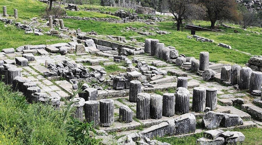 Karia'nın kült merkezi: Labranda Antik Kenti