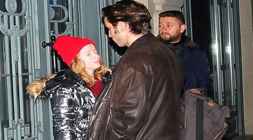 Vatanım Sensin'in Leon'u Boran Kuzum yeni sevgilisiyle görüntülendi! Ece Uzun kimdir?