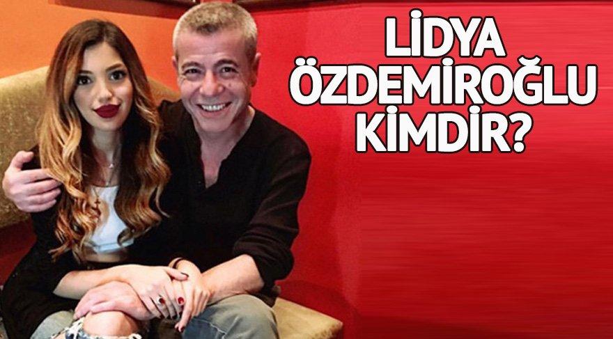 Lidya Özdemiroğlu kimdir? İşte Levent Yüksel'in yeni sevgilisi Lidya…