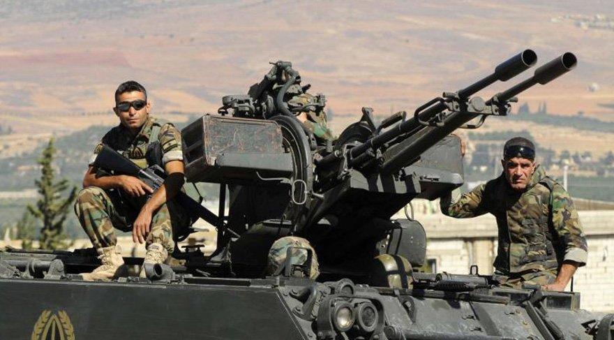 Son dakika... Lübnan askerleri İsrail sınırında 'hazır ol'a geçti