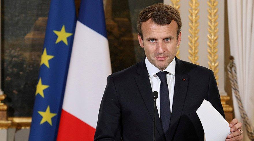 Türkiye'yi 'işgalle' uyaran Fransa'nın yurt dışında 10 bin askeri var