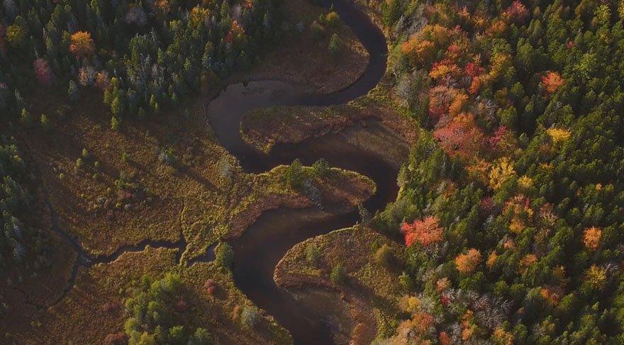 Acadia'nın doğal güzellikleri yapılan belgeselle ortaya çıktı
