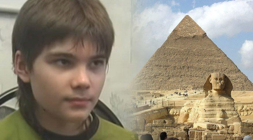 Bilim insanları şaştı kaldı: Marslı çocuk