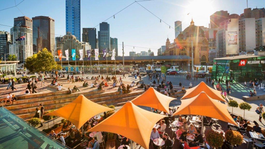 Avustralya'da bulunan şehir ilgili rapor listeye kent kapsamında bulunan donanımlı internet ağı sayesinde girdi.