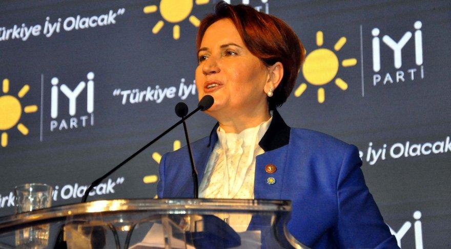 Meral Akşener 'şüpheli' oldu ifade verdi