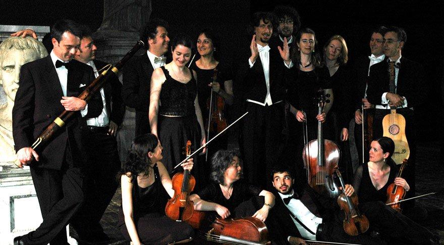 Barok müziğin devleri İstanbul'da sahne alacak