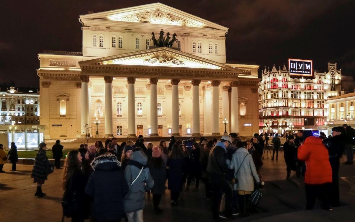 Moskova'da bomba paniği... Tahliye edildiler!
