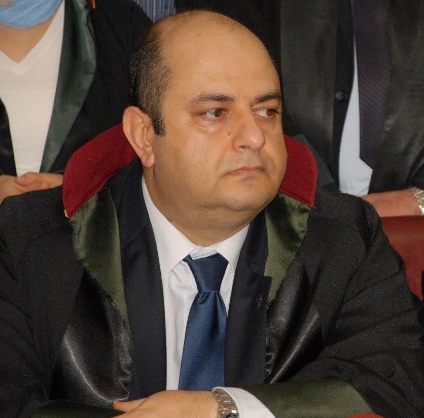"""FOTO:ARŞİV- Avukat Murat Ergün """"Maklubeye kaşık sallayanlar bu davada tanık olmuşlar"""" dedi."""