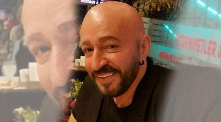 Mustafa Topaloğlu'ndan küpeli imajı