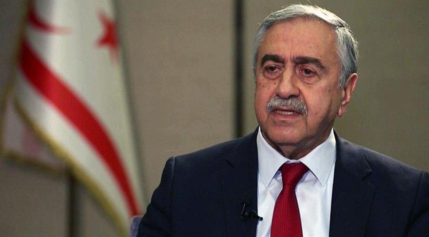 Mustafa Akıncı: Türkiye'nin 82. vilayeti olmak istemiyoruz