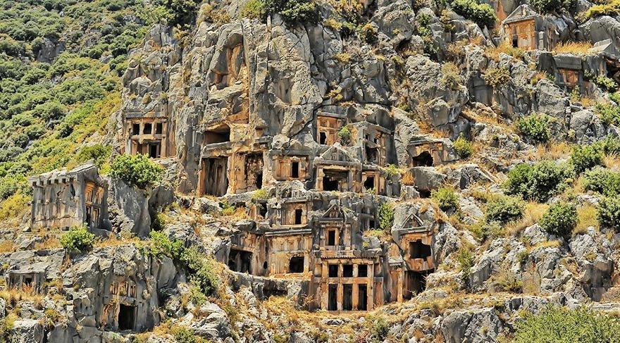 Türkiye'deki antik kentler