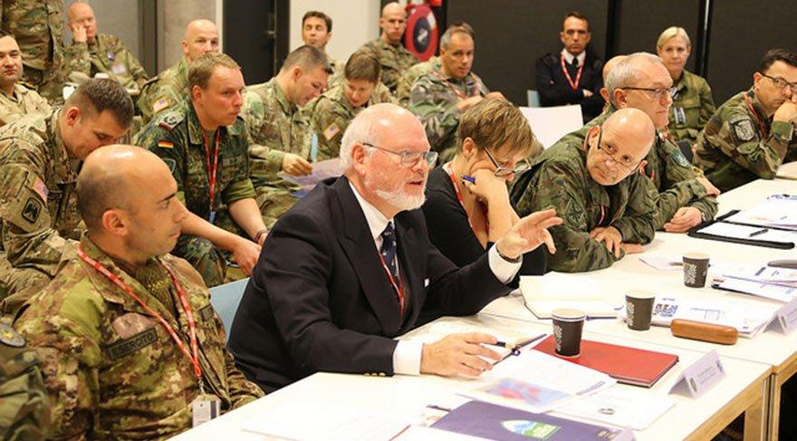 Cumhuriyet Başsavcılığından NATO'ya soruşturma