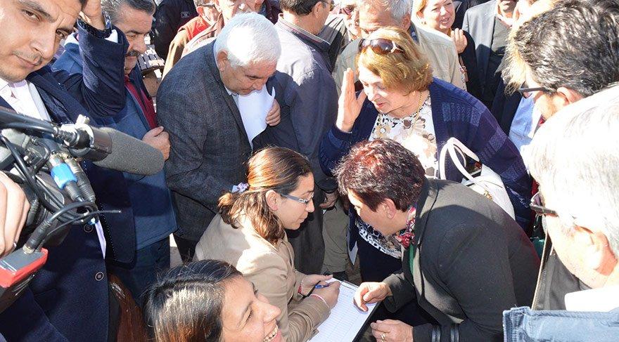 Nazilli'de 150 kişi MHP'den istifa etti