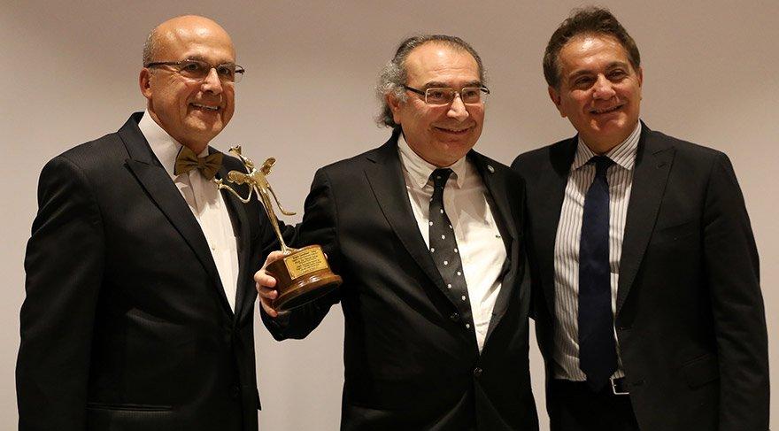 NPİSTANBUL Beyin Hastanesi'ne ödül