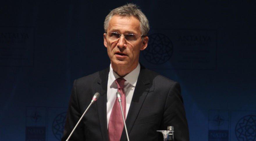 NATO Genel Sekreteri Stoltenberg, Erdoğan'dan özür diledi