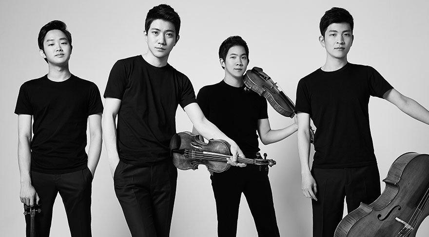 Güney Kore'nin başarılı grubu İstanbul'a geliyor