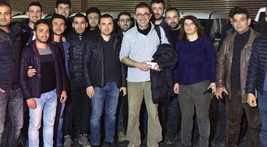 Nuri Bilge Ceylan'dan kapkaççıyı yakalayan polislere teşekkür