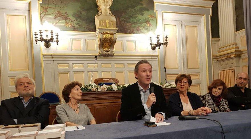 Fransa-Türkiye Edebiyat Ödülü 'Boğaziçi'nden Mektuplar'a verildi