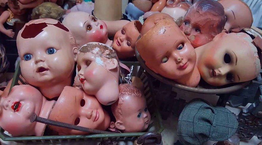Portekiz'deki hastane oyuncak bebekleri 'tedavi' ediyor