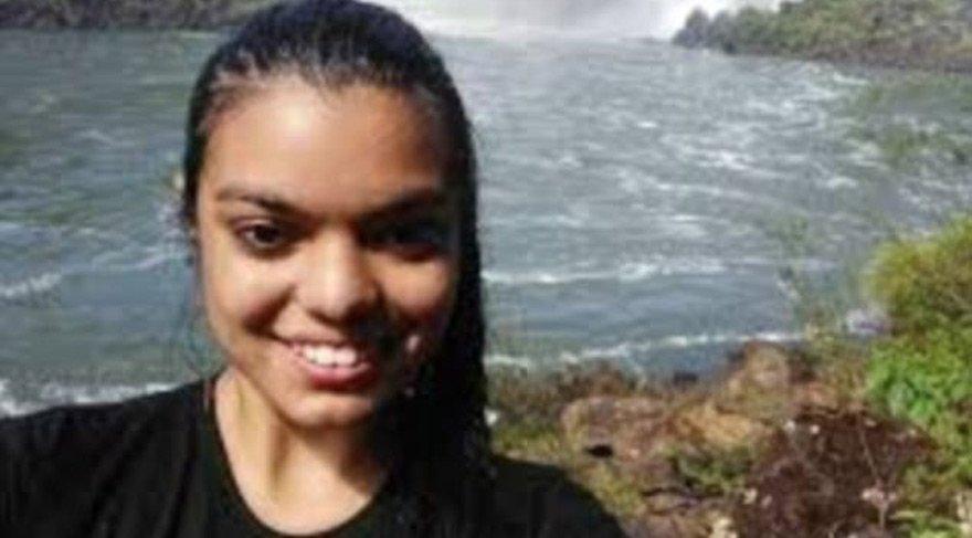 Genç kadın saldırıdan sonra tanınmayacak hale geldi.